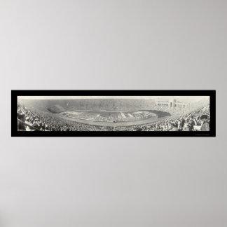 Foto 1932 de Los Ángeles de las Olimpiadas Posters