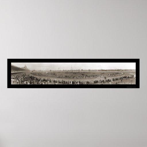 Foto 1934 de Kentucky derby Poster