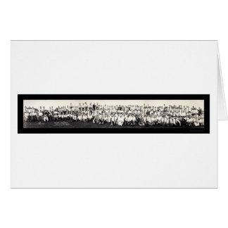Foto 1935 de Coal Company Harrisburg IL Felicitaciones