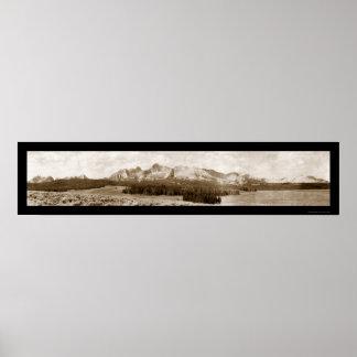 Foto 1936 de la identificación de Stanley de las m Posters