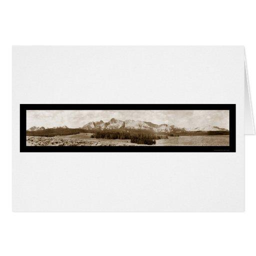 Foto 1936 de la identificación de Stanley de las m Tarjetón
