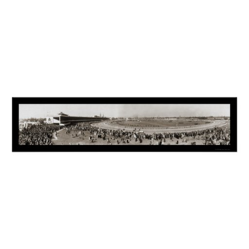 Foto 1940 de Kentucky derby Póster