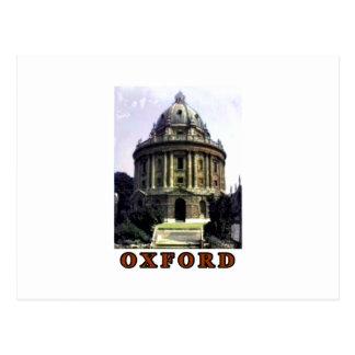Foto 1986 de Oxford 198 Brown El MUSEO Zazzle G Postal