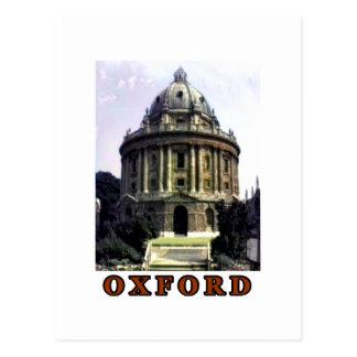 Foto 1986 de Oxford 198 Brown El MUSEO Zazzle G Tarjetas Postales