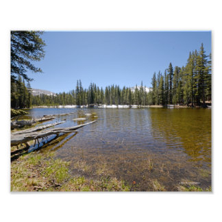 Foto 3959 de un lago 5/13 de la montaña fotografía