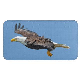 Foto 3 de la fauna de Eagle calvo que vuela Funda Acolchada Para Galaxy S4