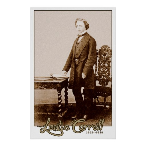 Foto 3 de Lewis Carroll Posters