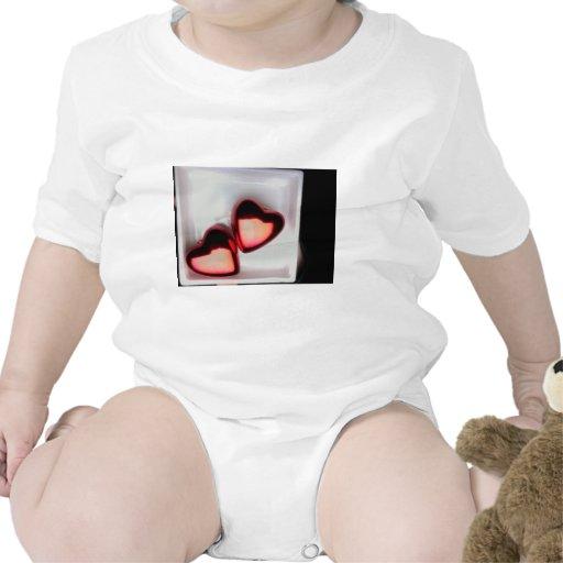Foto 8480 del corazón trajes de bebé