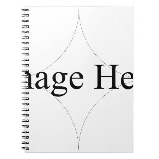 Foto adaptable, cuaderno (80 páginas B&W)