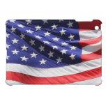 Foto americana de la bandera de los E.E.U.U. de la iPad Mini Cobertura