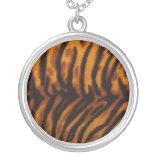 Foto anaranjada y negra de la manta de la impresió colgante redondo