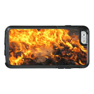 Foto ardiente del fuego funda otterbox para iPhone 6/6s