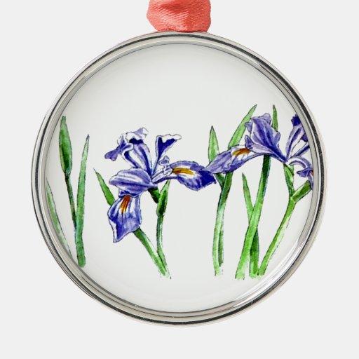 Foto azul femenina impresionante del diseño del ornamento para arbol de navidad