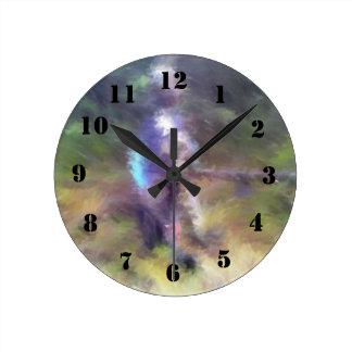foto borrosa del duende relojes