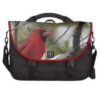 Foto cardinal del personalizar Niza Bolsas Para Portátil