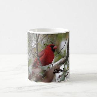 Foto cardinal del personalizar Niza Taza De Café