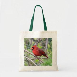 Foto cardinal septentrional bolsas de mano