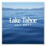 Foto CD del parte movible del lago Tahoe Fotografías