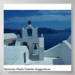 Foto Colette Guggenheim de Santorini Grecia Impresiones