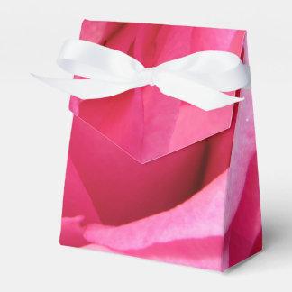 Foto color de rosa rosada del boda cajas para regalos de fiestas