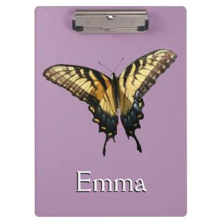 Foto colorida hermosa de la mariposa III de