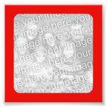 Foto confinada roja del navidad