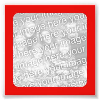 Foto confinada roja del navidad fotografías