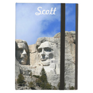 Foto conmemorativa nacional del monte Rushmore del