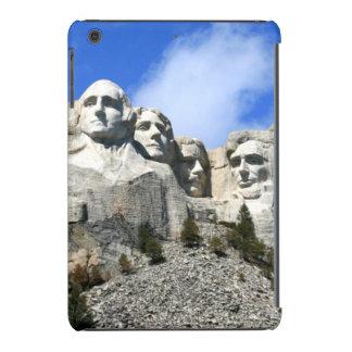 Foto conmemorativa nacional del monte Rushmore Fundas De iPad Mini