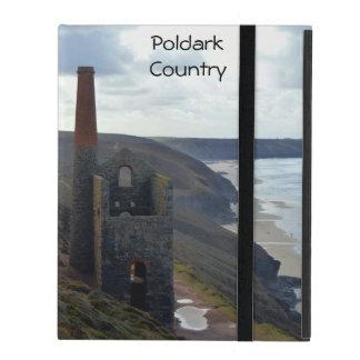 Foto Cornualles Inglaterra del país de Poldark iPad Coberturas