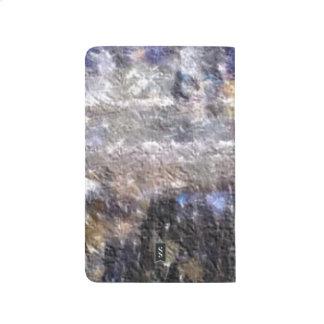 foto corregida extraña cuaderno grapado