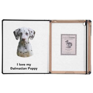 Foto dálmata del perro de perrito iPad cárcasas