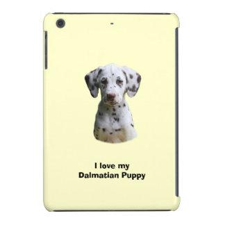 Foto dálmata del perro de perrito fundas de iPad mini retina