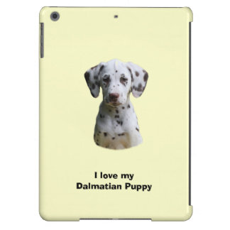 Foto dálmata del perro de perrito funda para iPad air