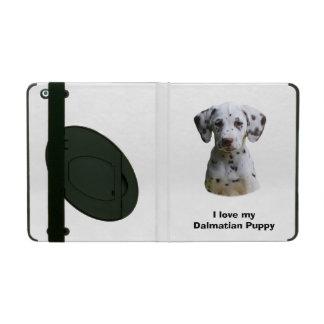 Foto dálmata del perro de perrito iPad cobertura