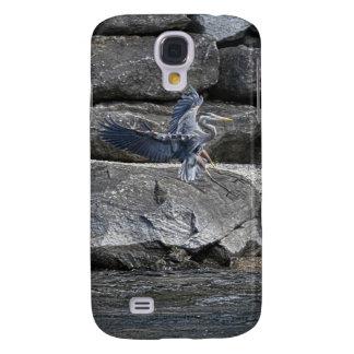 Foto de aterrizaje de Birdlover de la fauna de la Carcasa Para Galaxy S4