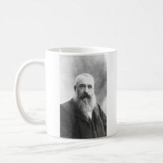Foto de Claude Monet de Felix Nadar en 1899 Taza De Café