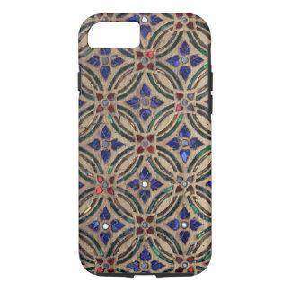 Foto de cristal Marruecos de la falsa de mosaico Funda iPhone 7