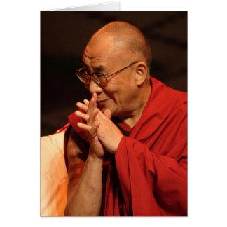 Foto de Dalai Lama/la tarjeta 5 de Dalai Lama