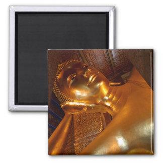 Foto de descanso del templo budista del ~ de Buda Imán Cuadrado