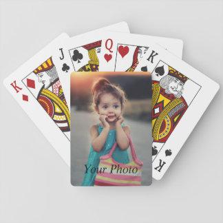 Foto de encargo barajas de cartas