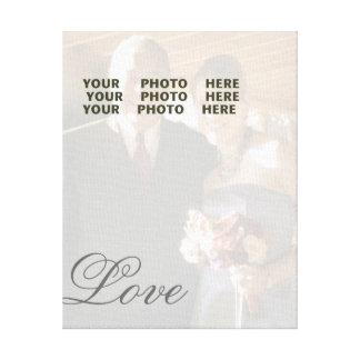 Foto de encargo de la impresión de la lona impresiones de lienzo