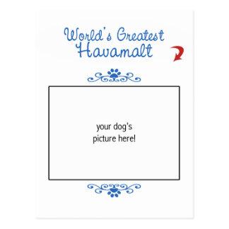 ¡Foto de encargo! Mundos el Havamalt más grande Postales