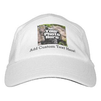 Foto de encargo personalizada a todo color gorras de alto rendimiento