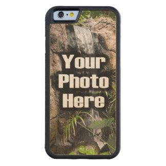 Foto de encargo Smartphone de madera real caso del