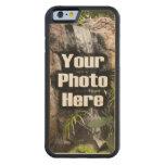 Foto de encargo Smartphone de madera real/caso del Funda De iPhone 6 Bumper Arce