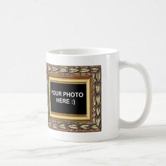 Foto de familia enmarcada personalizada taza