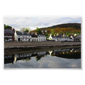 Foto de Highland Village del escocés Fotografía