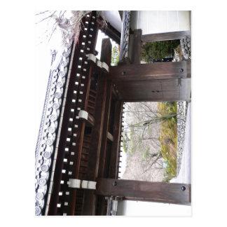 Foto de Kyoto de la prefectura de Kyoto por Araisy Tarjeta Postal