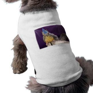 Foto de la ardilla del cumpleaños camisas de perritos